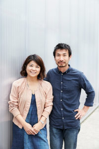 Kayo and Takehiro Asazu